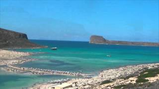 Бухта Балос - остров Крит    (K@ntoni Video)(, 2016-02-15T17:12:48.000Z)