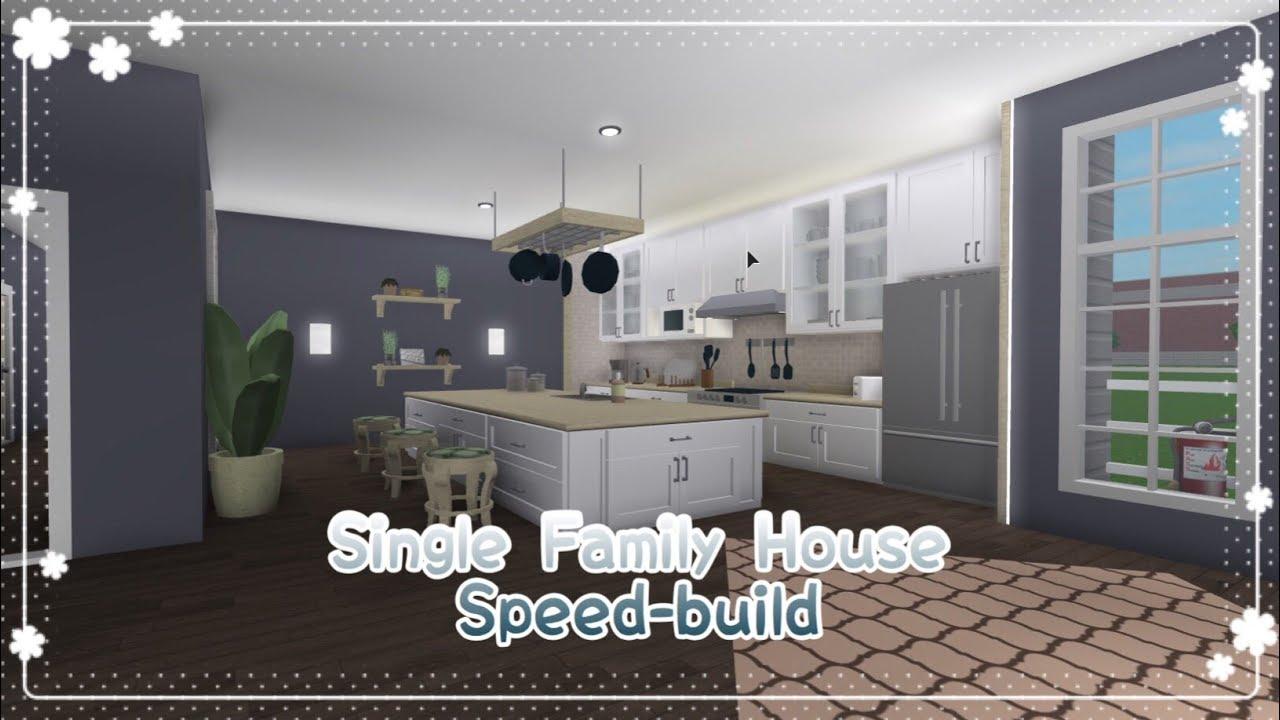 Bloxburg House Ideas Kitchen - Homes Decoration Ideas