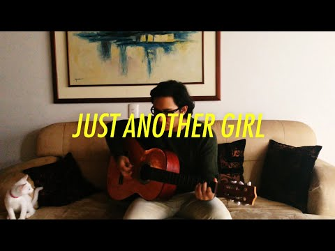 Just Another Girl - The Killers (Cover By Alejoprz)