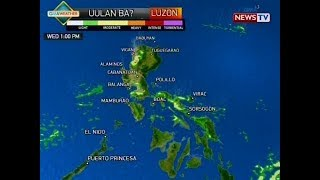 BP: Weather update as of 4:23 p.m. (May 22, 2018)