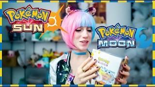 Pokemon Sun & Moon TCG Booster Box Unboxing With Lana Rain!
