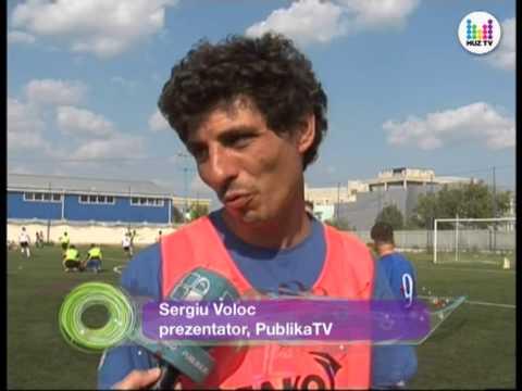 Cupa Publika TV la minifotbal, acompaniata de MuzFM PRO NEWS