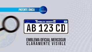 Patente Única del Mercosur. 08/10/2014.