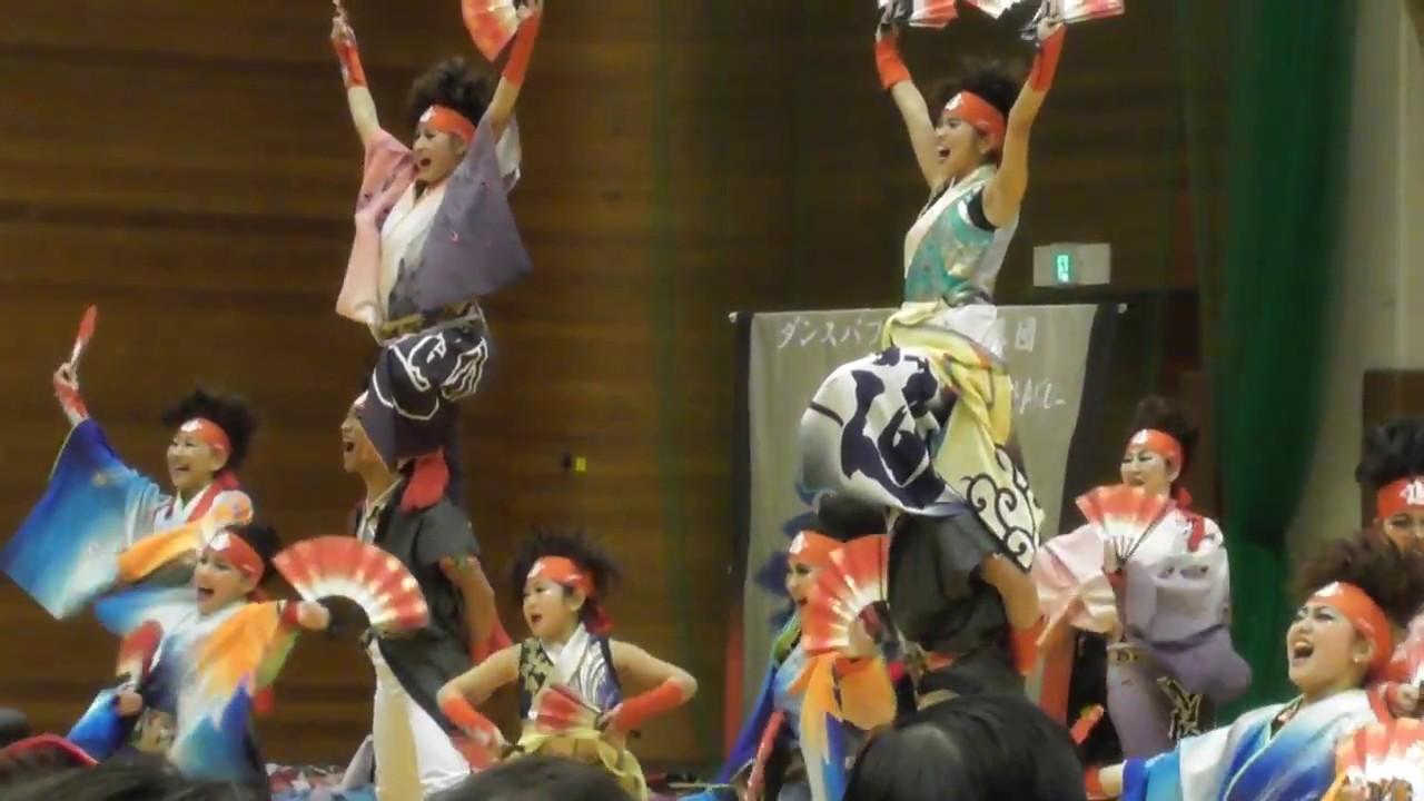 迫-HAKU-「颯~いぶき~」☆迫・10周年記念公演2018 in 東村山市民スポーツセンター