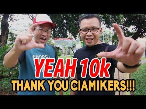 Kumpulan Tempat Kuliner Enak Di Jakarta - Bandung dan Tangerang - Thank You Ciamikers Untuk 10k