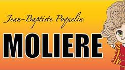 Molière Jean-Baptiste Poquelin sa Vie - Biographie