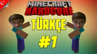 Minecraft Türkçe Hardcore Survival | Tanzanya Saati | Bölüm 1