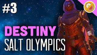 Destiny - Dream Team Olympics FINALE #3 TEAM SALT (Funny Gaming Moments)