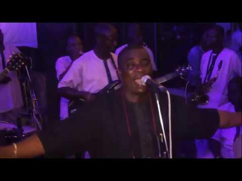 K1 DE ULTIMATE CELEBRATE BIG BOYS IN LAGOS, CLUB MUSIC WITH MONEY
