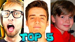 Top 5 RICHEST Roblox YouTubers 2016 (EthanGamerTV, Denis Roblox, AlbertsStuff, Corl)