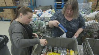 How to fight hunger: inside your local food bank