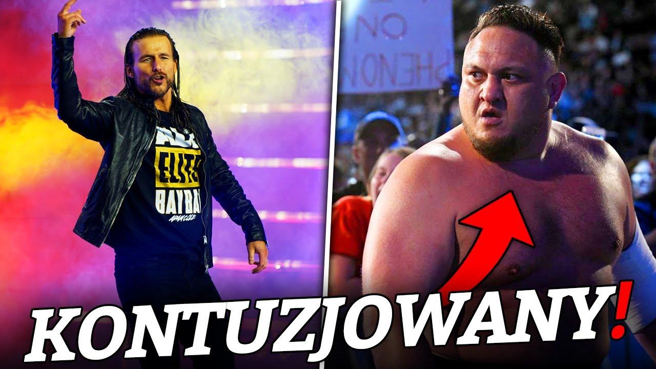 SAMOA JOE KONTUZJOWANY! | Szokujący Plan na ADAMA COLA w WWE | CM Punk w WWE i więcej