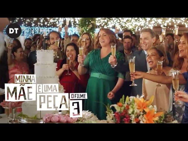 MINHA MÃE É UMA PEÇA 3 - O FILME : TRAILER OFICIAL  • DT