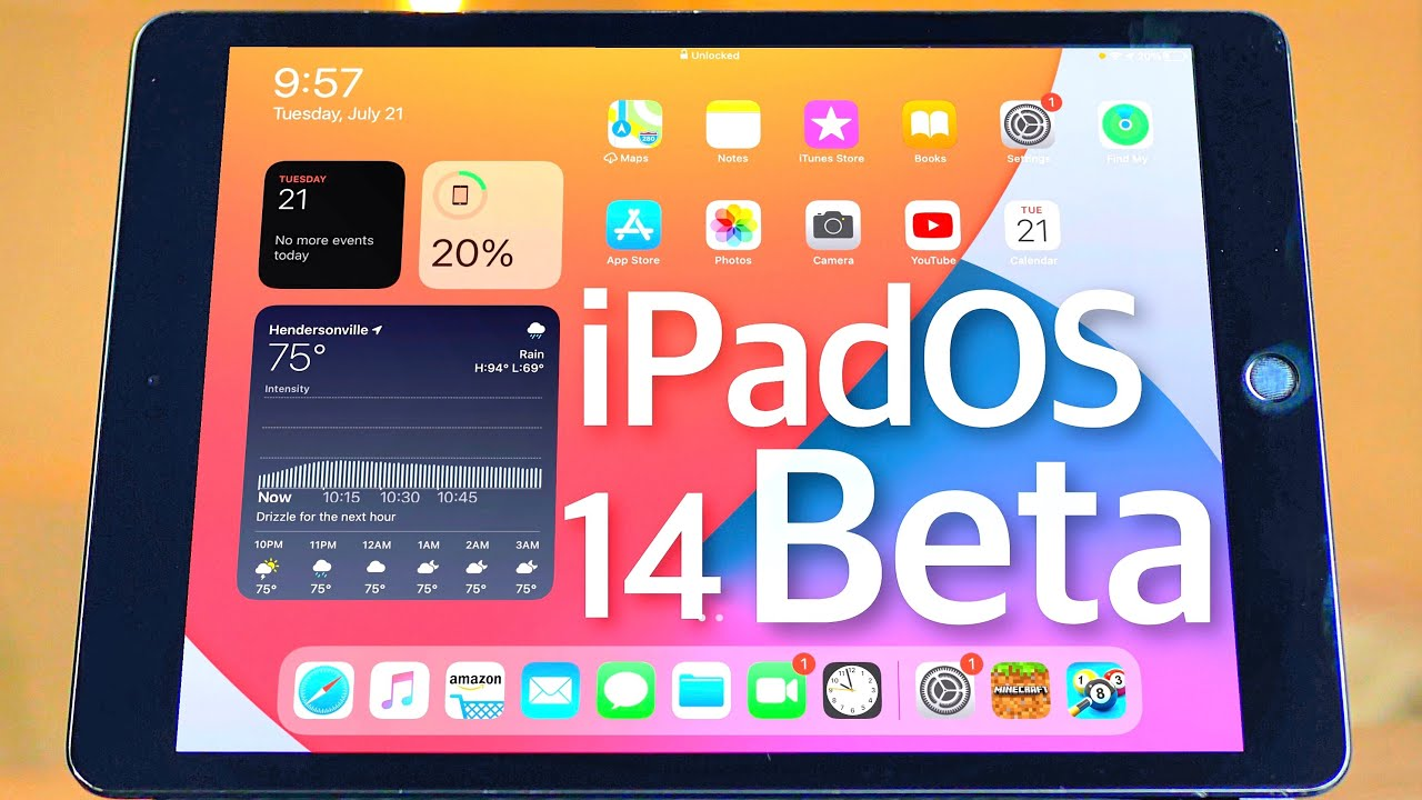 How to Install iPad OS 14 Beta on Your iPad! (Guide)