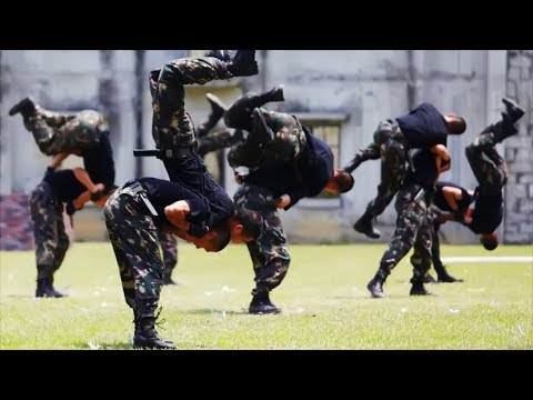 Part -2 | SSG Martial Arts Display - special services group trainings -Pak army | BackStory