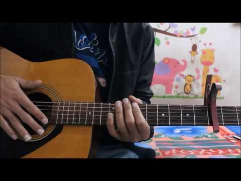 Guitar Sikhda - Jassi Gill - Punjabi song Hindi cover guitar lesson Chords Intro