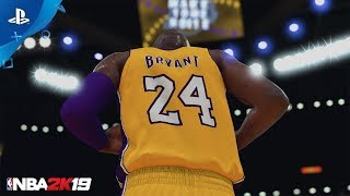 NBA 2K19 - Kobe 20th Anniversary MyTEAM Pack | PS4