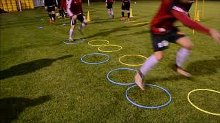Download Soccer Coordination Warm Up and SAQ Training_by Denny Krcmarek