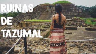 Ruinas de Tazumal || El Salvador Vlogs