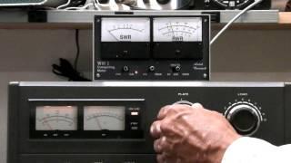 Kenwood TL-922A Linear Amplifier