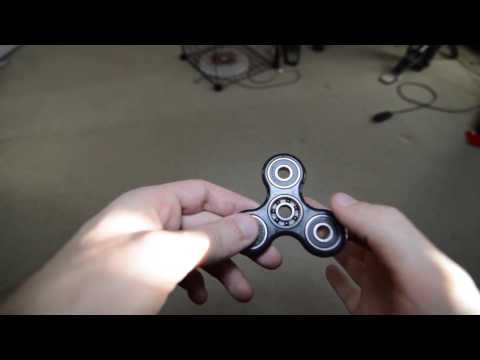 How to use a Fidget Spinner!