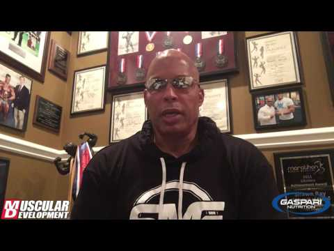 Arnold Classic Drug Testing - Shawn Ray Unleashed Ep. 16
