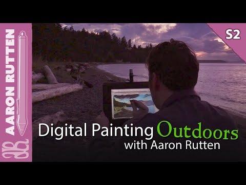 Digital Painting Outdoors - Season Two