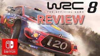 Wrc8 World Rally Championship Nintendo Switch Review - Rally Good