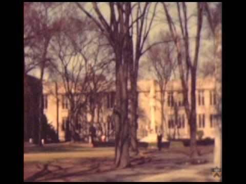 Princeton scenes, circa 1945-1949