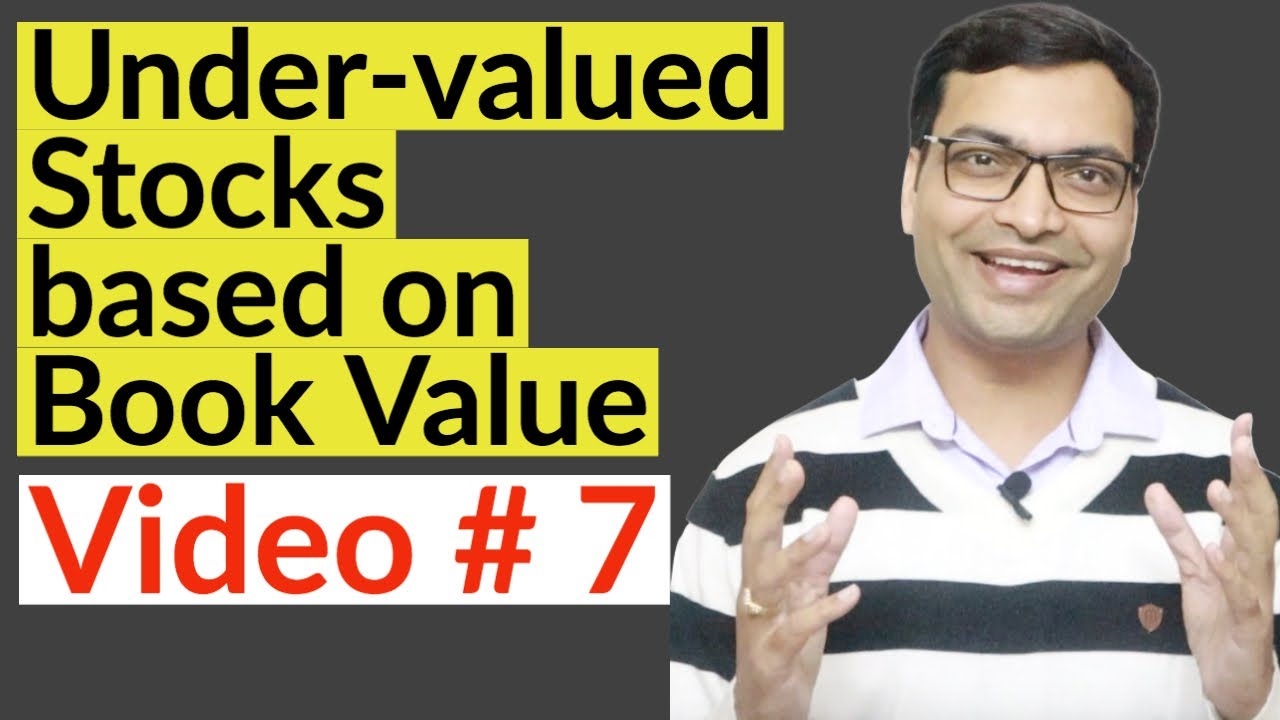 How to use Book Value Practically?