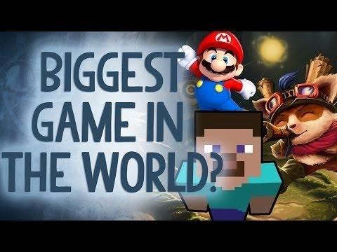 [Проверка реальности] Какая игра самая большая в мире?