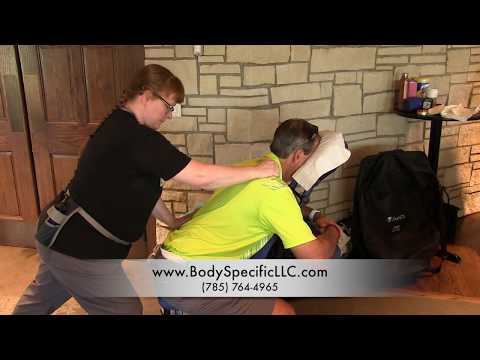 Body Specific Event Massages Interview by Matty D Media