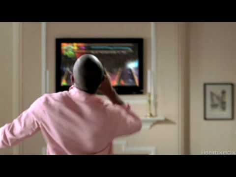 Kobe Bryant Guitar Hero Commercial (HD)