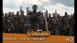 Vengadores: Infinity War de Marvel | Anuncio: 'Juntos podemos' | HD