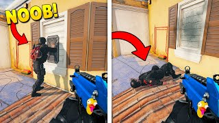 RAINBOW SIX SIEGE FAILS: #96 (Rainbow Six Siege Funny Moments)