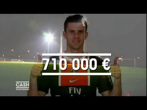 Cash Investigation   LOmerta du Foot Business
