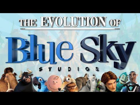 The Evolution Of Blue Sky Studios (2002-2020)