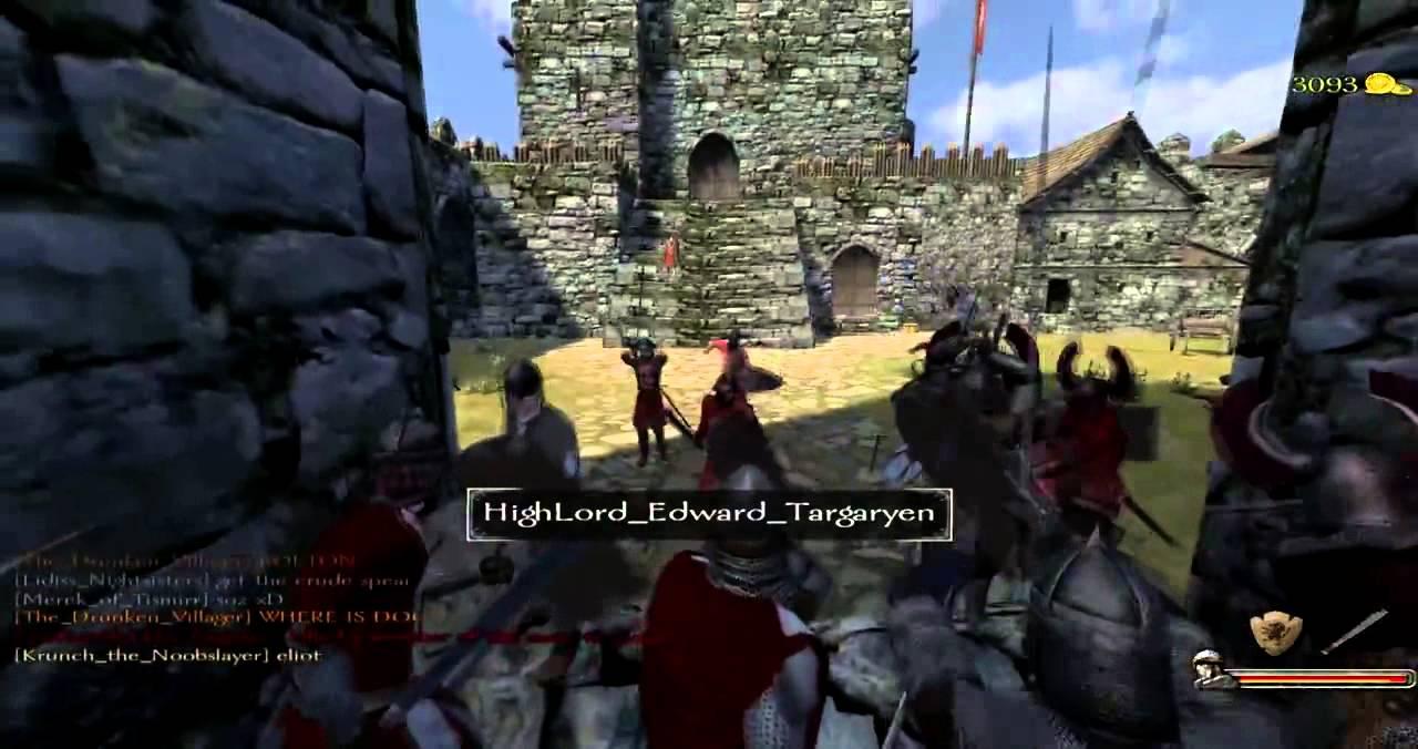 mount & blade warband pw !house bolton sieges house targaryen