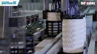 Purflux - Chevron Pleated Technology