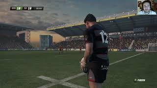 EDINBURGH RUGBY - MUNSTER : Rugby Challenge 3