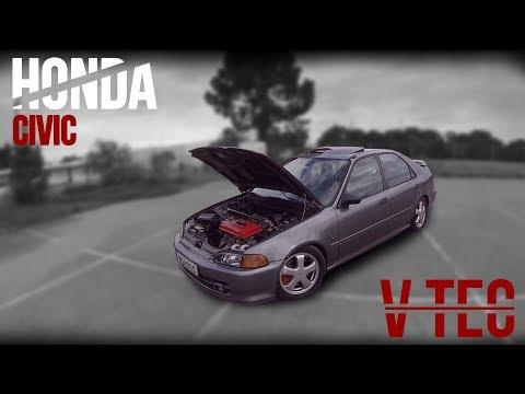 Honda Civic VTi EG9 com Tiros e 9000RPM ? Estou em casa ! Portugal Stock and Modified Car Reviews