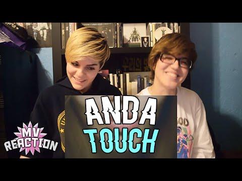 ANDA (안다) - TOUCH ★ MV REACTION