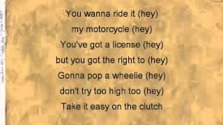 Pharrell Williams - Come Get It Bae Lyrics