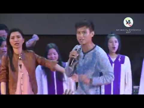 Sayar AngeLay @ AwakeningConference MM2017