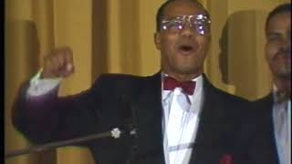 Louis Farrakhan: Only God Can Make A Man