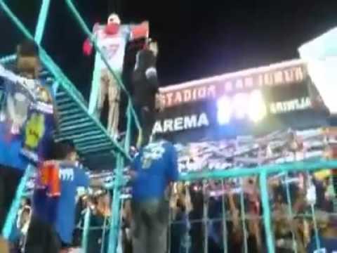 Bersatu Dalam Jiwa Arema vs Sriwijaya 2015