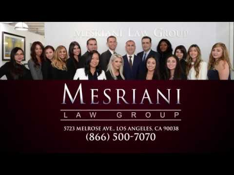 Mesriani Law Group - California'S MOST TRUSTED LAW FIRM
