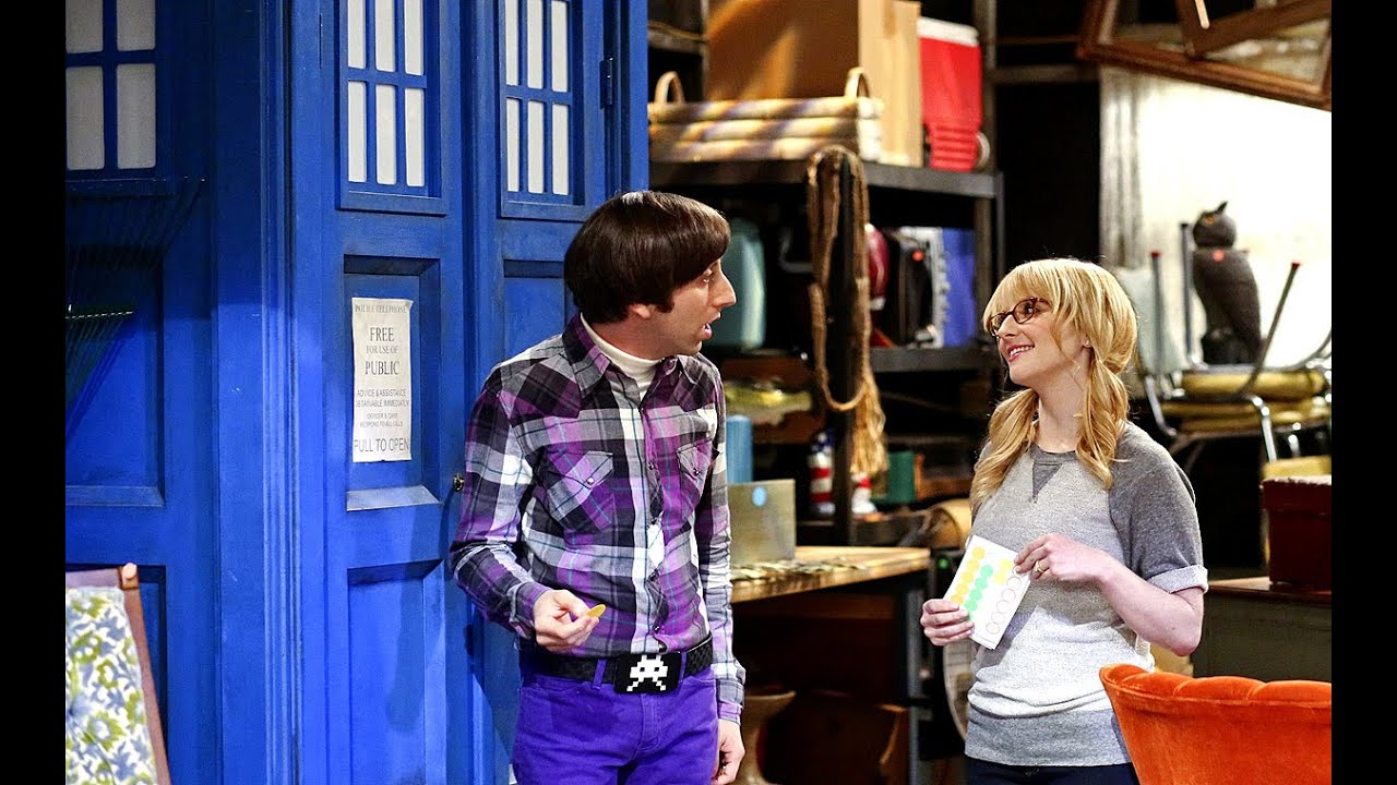 Image result for tardis big bang theory