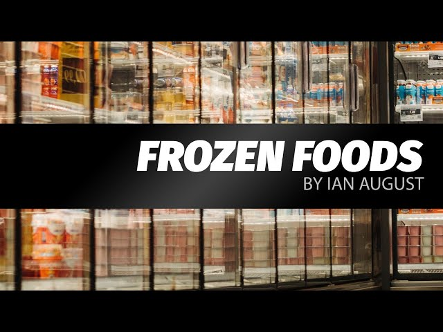 Frozen Foods by Ian August | LIVE play reading