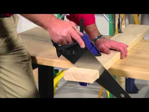 How To Use Hand Saws - Ace Hardware